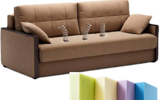Как поменять пружины в диване своими руками
