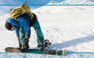 Как повесить сноуборд на стену