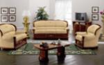 Как чистить флок на диване