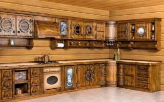 Как сделать встроенную кухню своими руками