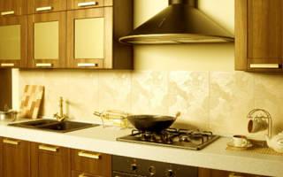 Как подобрать вытяжку для газовой плиты