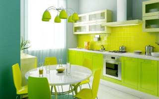 Как подобрать цвет столешницы к кухонному гарнитуру