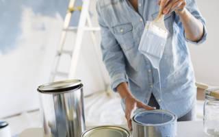 Как правильно окраска или покраска стен