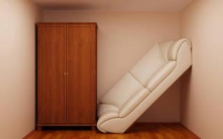 Идеи расстановки мебели в маленькой комнате