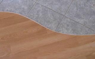 Стыковочные пороги для ламината и плитки