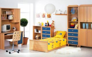Мебель из лДСП что выделяет