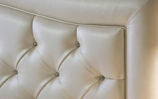 Как ухаживать за мебелью из кожзама