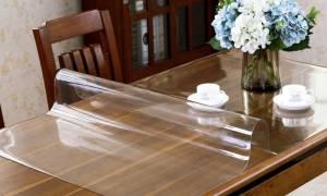 Как закрепить стекло на столешнице