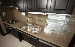 Как прикрутить столешницу к кухонному гарнитуру