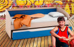 Как сделать подростковую кровать своими руками