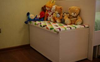 Как сделать мешок для игрушек своими руками