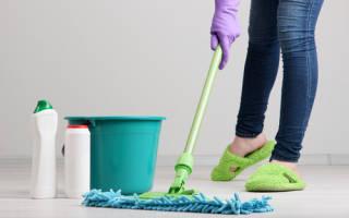 Как правильно мыть полы в квартире