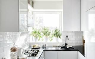 Как обустроить маленькую кухню в частном доме