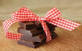 Как красиво упаковать шоколадку своими руками