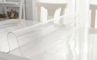 Как закрепить стекло на столе