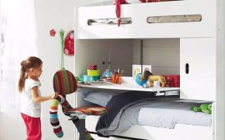 Как разместить две кровати в маленькой комнате