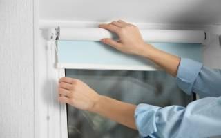 Как почистить шторы не снимая с карниза