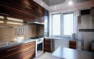 Как обустроить маленькую кухню 5 кв