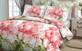 Какого цвета выбрать постельное белье