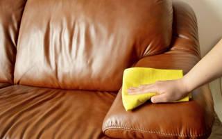 Как убрать ручку с кожаного дивана