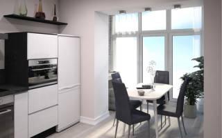 Примеры расстановки мебели в однокомнатной квартире