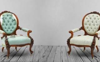 Как перетянуть офисное кресло своими руками