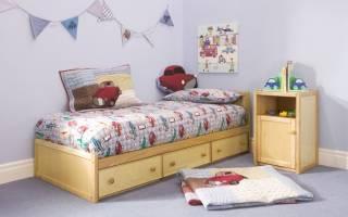 Как сделать кроватку для ребенка своими руками