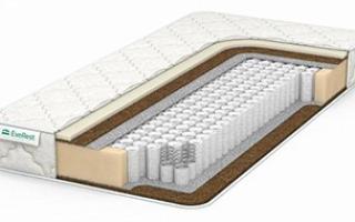 Как выбрать матрас аскона для двуспальной кровати