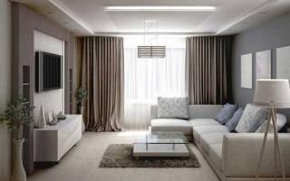 Правильная расстановка мебели в гостиной