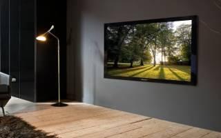 Как замаскировать провода от телевизора на стене