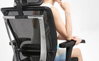 Как починить офисный стул газлифт