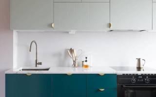 Как переделать старую кухню своими руками