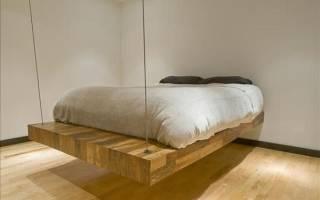 Как сделать круглую кровать своими руками
