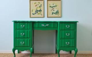 Дизайн старой мебели своими руками