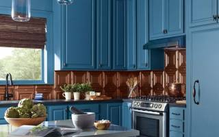 Как перекрасить кухонный гарнитур своими руками