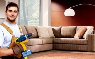 Как поменять поролон в диване своими руками