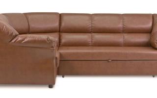 Как восстановить экокожу на диване
