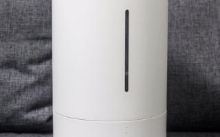 Как выбрать воздухоувлажнитель для дома