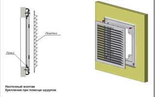 Как установить вентиляционную решетку на кухне