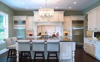 Как правильно установить холодильник на кухне