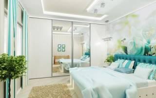 Как обустроить спальню 16 кв м