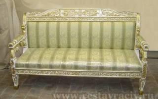 Стили мебели краткая характеристика
