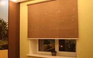 Как повесить занавески на пластиковые окна