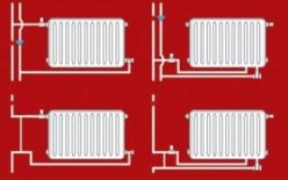 Как лучше подключить радиаторы отопления в квартире