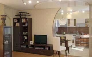 Как расставить мебель в хрущевке двухкомнатной